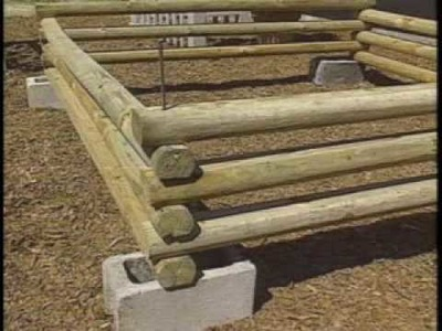 How to Build a Compost Corral