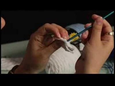 How to Crochet a Bag : Crochet: Finish Level 1 of Multicolor Granny Square