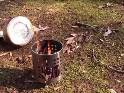 How to Make an IKEA Hobo Stove