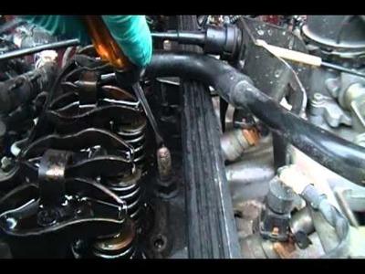 Jeep Valve Cover repair pt 3