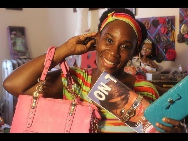 Kharyzma: Handbag.Pocketbook Haul