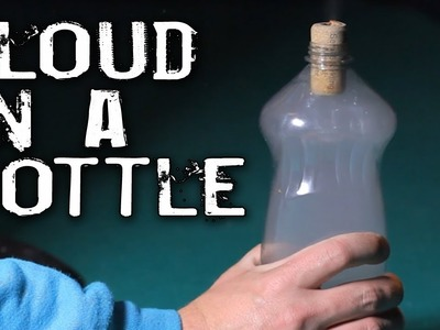 Make an Instant Cloud in a Bottle!