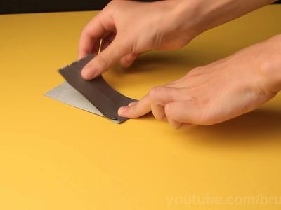 Make Duct Tape Glow!
