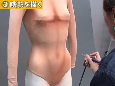 Making of man chest - for crossplay