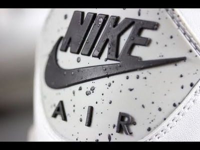 Midsole & Sole Swapping (Preview Air Jordan 4 Retro)