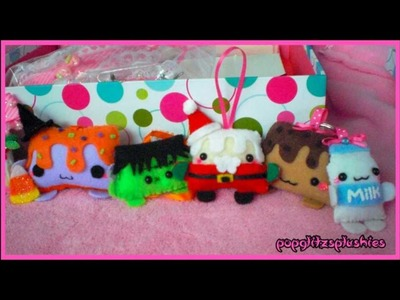 NEW handmade cute.kawaii plushies ^-^ (FOR SALE ON MY ETSY SHOP)