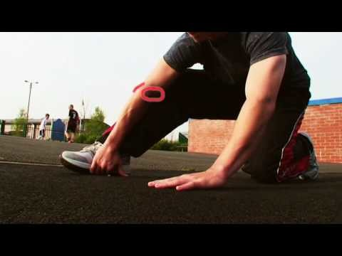 Ryan Doyle - Parkour Roll Tutorial