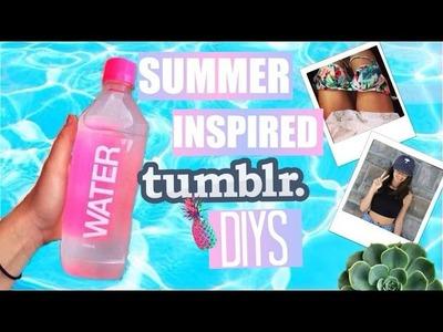 Summer Inspired DIYS!
