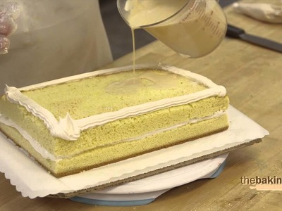 The Quatro Leches Cake
