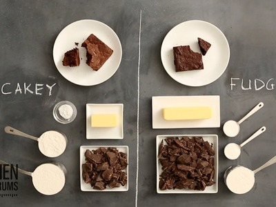 The Science Behind the Perfect Brownie - Kitchen Conundrums with Thomas Joseph