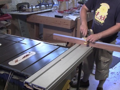 The Woodpecker Ep 41 Table Saw Sliding Table Fence