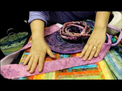 Bag Tutorial from Carol McLeod of Aunties Two