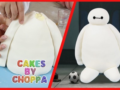 Big Hero 6 - BAYMAX CAKE (How To) Feat: Kaotsun