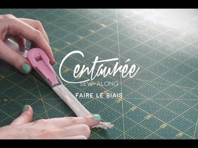 Centaurée Sew-Along - Etape.Step 4