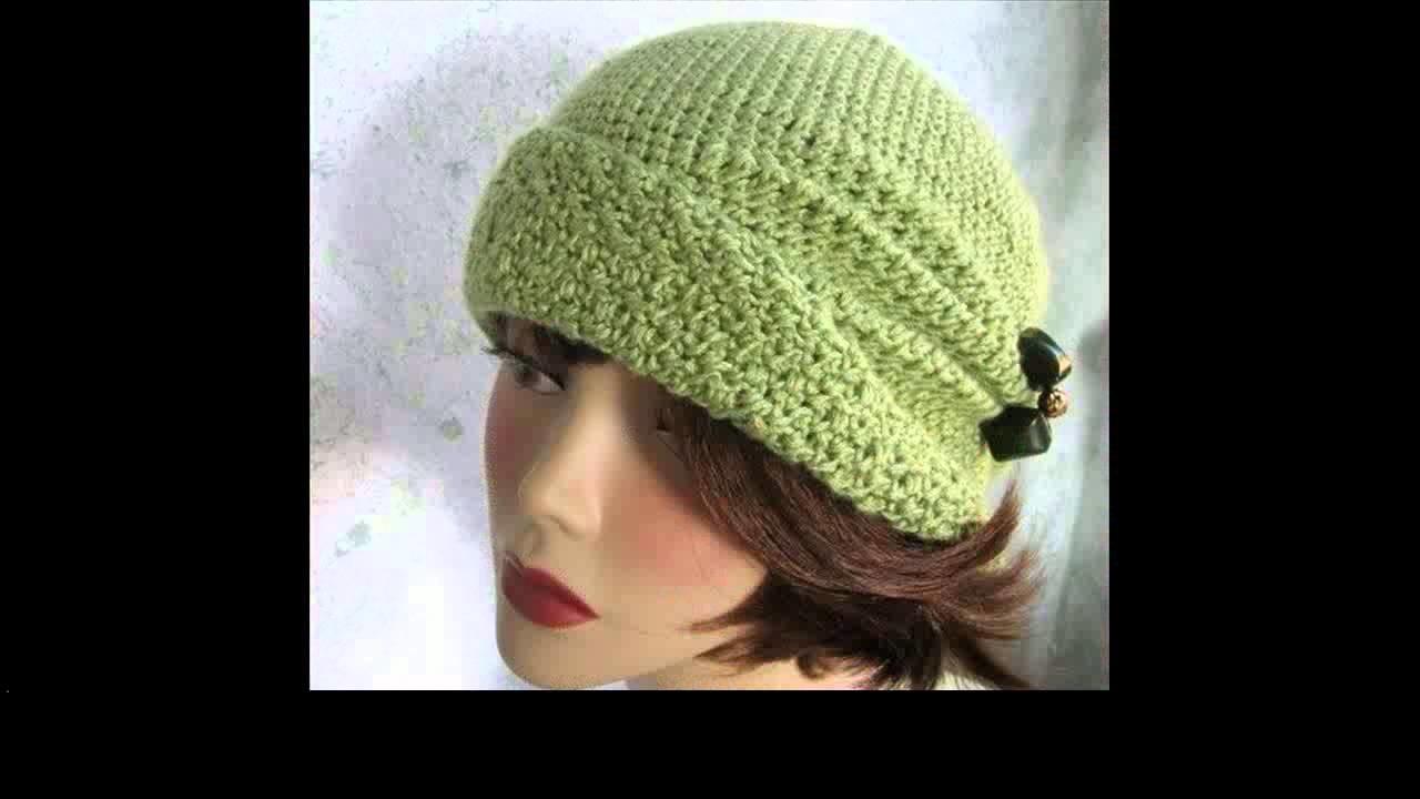 Вязание спицами оригинальная шляпка