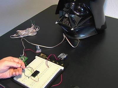 Darth Vader sound module from www.replicaprops.com