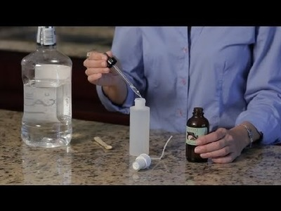 DIY Lavender Pillow Spray : Herbal Remedies
