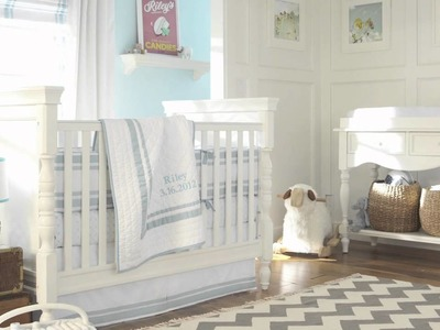 How to Choose Gender Neutral Colors for Your Nursery| Pottery Barn Kids