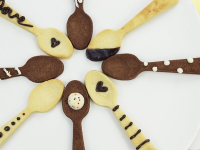 How to Make Shortbread Spoon Cookies!