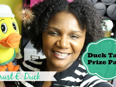 Influenster Brand Challenge Prize Pack: Duck Brand Duct Tape Gift Basket