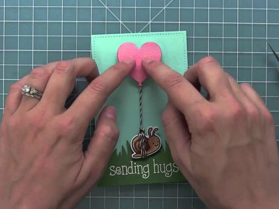 Intro to Party Balloons + 3 cards from start to finish