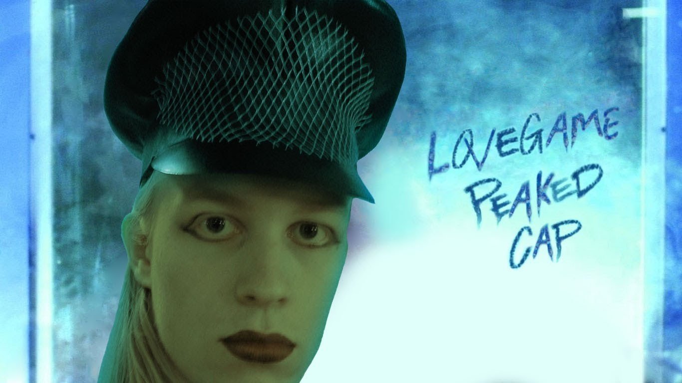 Lady Gaga Lovegame Peaked Cap ⚡ – Sire Sasa tutorial 57