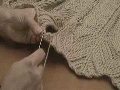Mattress Stitch - KnitDale.com