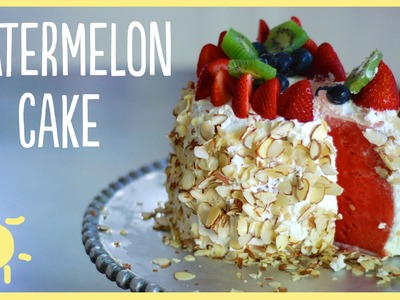 MEG | Watermelon Cake