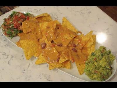 Nacho Cheese Recipe- BenjiManTV
