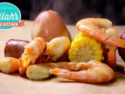 Shrimp Boil | Hilah's Texas Kitchen