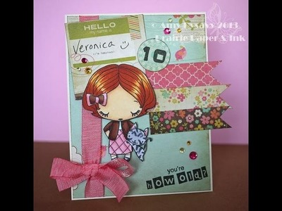 AmyRs 2013 Birthday Card Series - Card 1