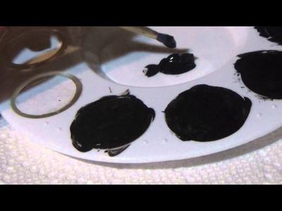Asmr. whispering- Spooky Resin Halloween Eye Magnets