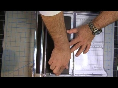 Back To Basics - Cutting Chipboard