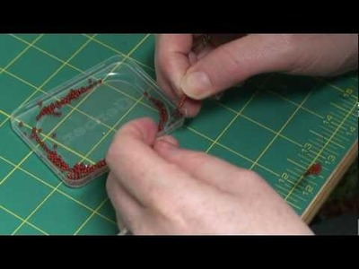 Beaded Leaf Tutorial