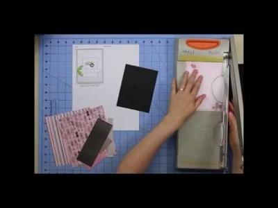 Card Sketch Measurement Method
