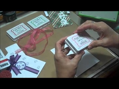 Christmas Charms - with Just Rite