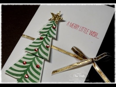 Christmas Envelope Gift Card Holder