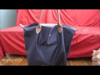 DIY - Base Shaper for Any Purse! (Quick & Easy)