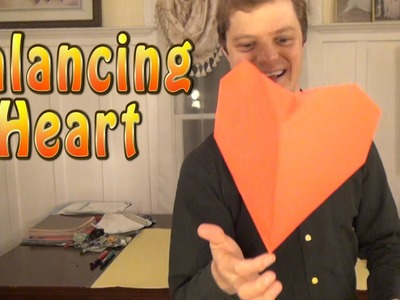 Fold a Balancing Heart!  By Jeremy Shafer