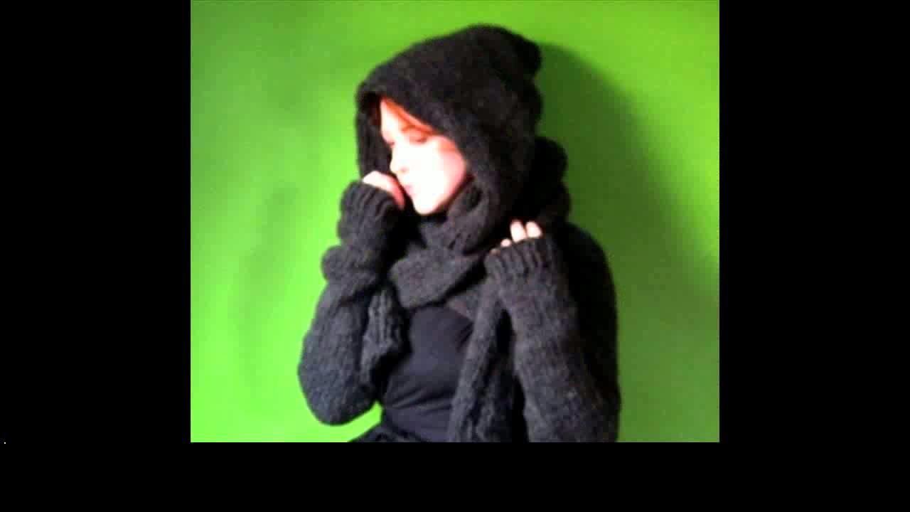How to crochet crochet shrug
