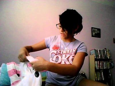 How to make a hobo bag