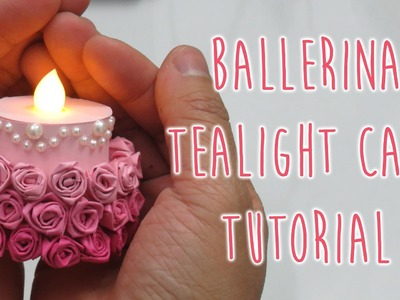 How-to Make Ballerina Rose Cake