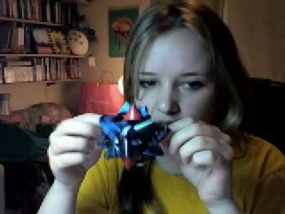 How to make christmas bows!