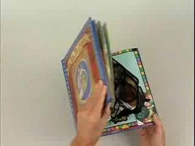 In The Beginning Art of Genesis Pop-Up Book Chuck Fischer