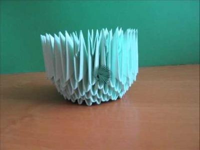 Modular origami vase.wmv