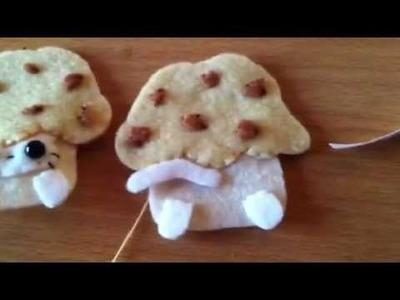 Nyanko Muffin Plushie Tutorial - 1 Day Collab!