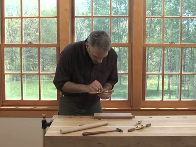 Quick Tips Episode 5- Spokeshave Setup and Sharpening