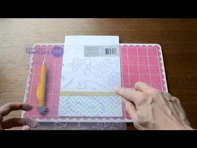 Sew Easy Template Project
