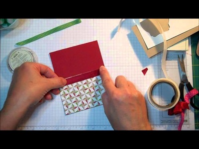 Stampin' Up! Quick Card:  Best of Christmas Santa