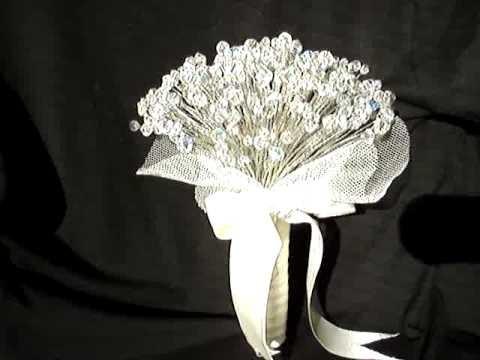 Swarovski Crystal Bouquet :)